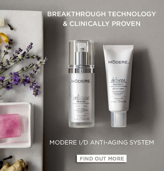 CREATED BY NATURE. CRAFTED BY MODERE. A NEW APPROACH TO MODERN HEALTH.